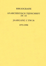 Bibliografie de AS 1 cover
